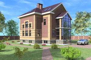 Проекты домов > 500 м2