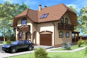 Проекты домов 150-300 м2