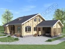 Проект дома ПД-001