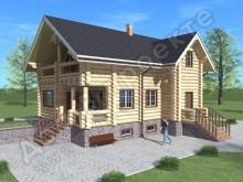 Проект дома ПД-002