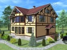 Проект дома ПД-006