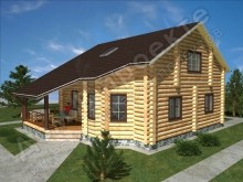 Проект дома ПД-008
