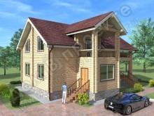 Проект дома ПД-011
