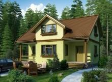 Проект дома ПД-013