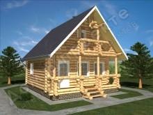 Проект дома ПД-017