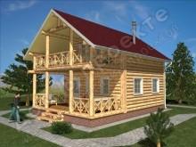 Проект дома ПД-018