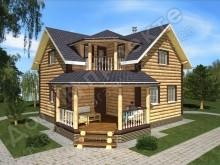 Проект дома ПД-019