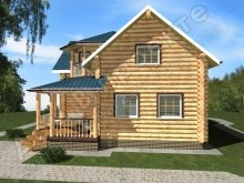 Проект дома ПД-020