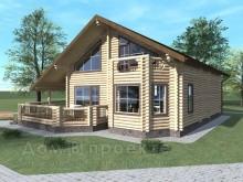 Проект дома ПД-038