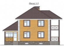 Проект дома ПД-039