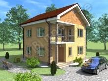 Проект дома ПД-040