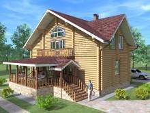 Проект дома ПД-041