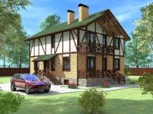 Проект дома ПД-043