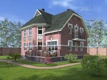 Проект дома ПД-047