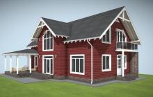 Проект дома ПД-049