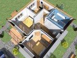 Фасады, Перспективы и 3D планы.